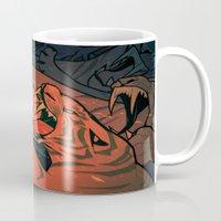 Weretiger - Hot Mug