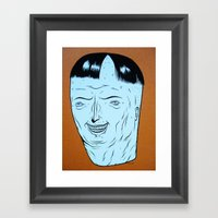 M.h.n.#4 Framed Art Print