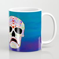 Comedy-Tragedy Colorful … Mug