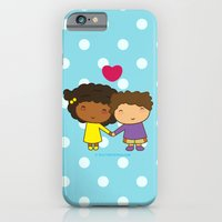 iPhone & iPod Case featuring My Valentine by Pigtails