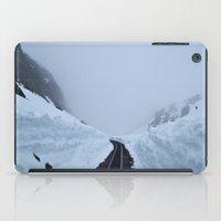 The Winter Pass iPad Case