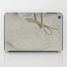 Don't expect anything and you'll never be disppointed iPad Case