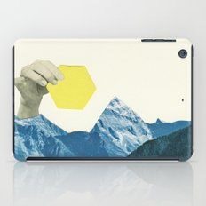 Moving Mountains iPad Case