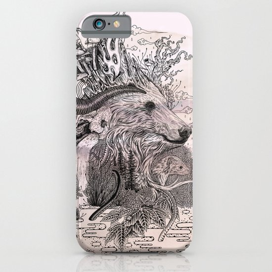Forest Warden iPhone & iPod Case