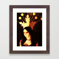 Luminal Framed Art Print