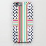 Pop Cross iPhone 6 Slim Case