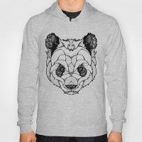 New Panda Hoody