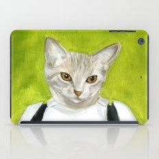 Poopy the Kitty Storm Trooper  iPad Case
