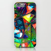 Jagged Little Morning iPhone 6 Slim Case