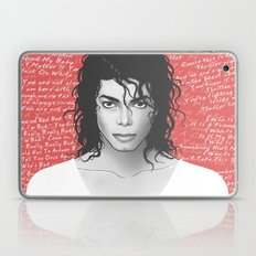 MJ Laptop & iPad Skin