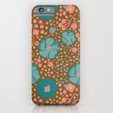 Town Square Floral Slim Case iPhone 6s