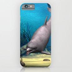 Dolphin iPhone 6s Slim Case