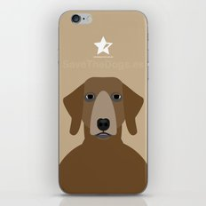 Pointer iPhone & iPod Skin