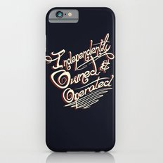 Independently Owned & Operated Slim Case iPhone 6s