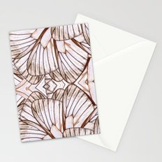Butterfly seduction Stationery Cards
