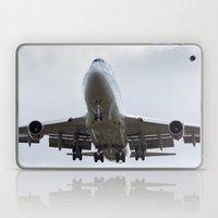 A Virgin Atlantic Boein… Laptop & iPad Skin