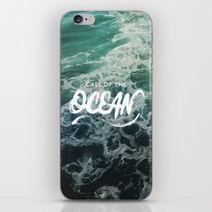 Call of the Ocean iPhone & iPod Skin