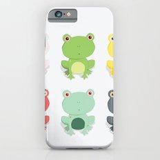 Frogs Slim Case iPhone 6s