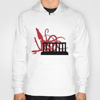Giant Squid Attacks Edinburgh's Acropolis Hoody