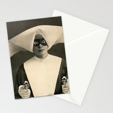 SARCHOTIC:  ANOTHER CHEAP TRICK Stationery Cards