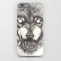 Day wolf iPhone 6 Slim Case
