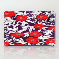 Royal Peony iPad Case