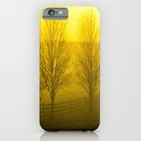 Foggy Sunrise iPhone 6 Slim Case