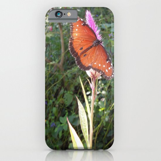 Spread My Wings iPhone & iPod Case