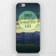 TODAY iPhone & iPod Skin