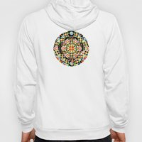 Flower Crown Bohemian Hoody
