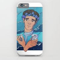 iPhone & iPod Case featuring Bashir by heymonster