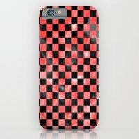 Black & Red iPhone 6 Slim Case