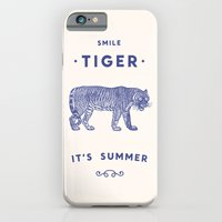 Smile Tiger, it's Summer iPhone 6 Slim Case