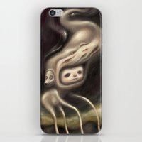 The Low Hum (of Somethin… iPhone & iPod Skin