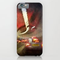 iPhone & iPod Case featuring Dartford Tunnel by David Turner