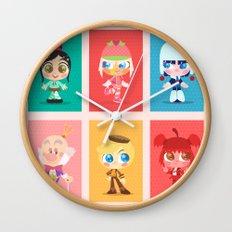 SUGAR RUSH Wall Clock