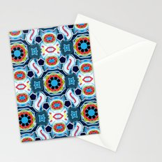 drinking the cosmos Stationery Cards