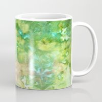Greenwoods Abstract Mug