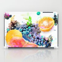 Cosmic Mango iPad Case