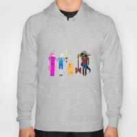 Adventure Time Gang Hoody
