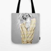+ BAD GIRLS + Tote Bag