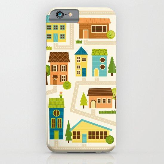 Neighborhood iPhone & iPod Case