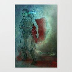 Thor & Loki - dream brother Canvas Print