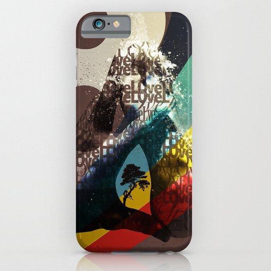 Love ve love love... iPhone & iPod Case