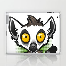 Ring-Tailed Lemur Laptop & iPad Skin