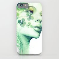 iPhone & iPod Case featuring Serendipity by Anna Dittmann