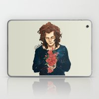 Roses On Your Hands Laptop & iPad Skin