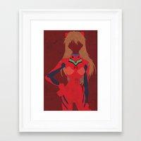 Asuka  Framed Art Print
