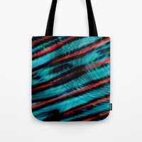 Wave Theory Tote Bag