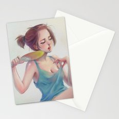 Sweat Stationery Cards